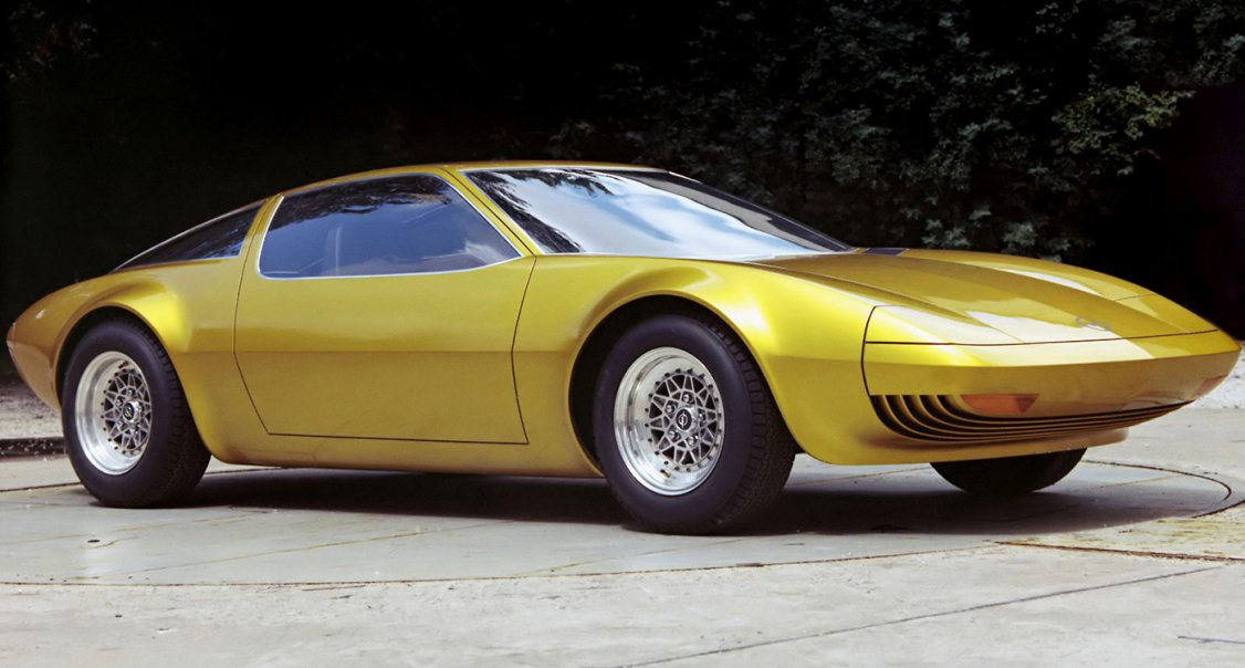 10 Of The Geneva Motor Show's Most Unusual Classic