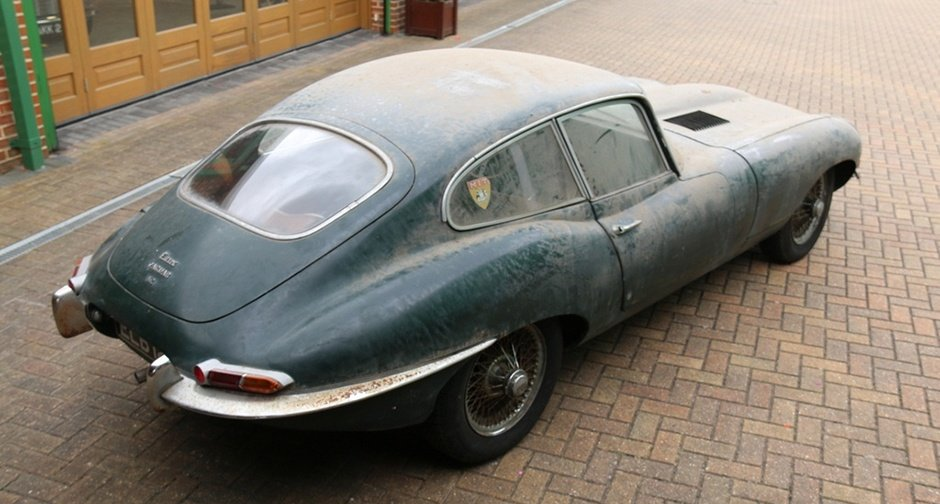 Although The Barn Find Madness Of Recent Years May Have Subsided Where It Seemed Every Other Day A Dirty Old Car Was Pulled Into Limelight And