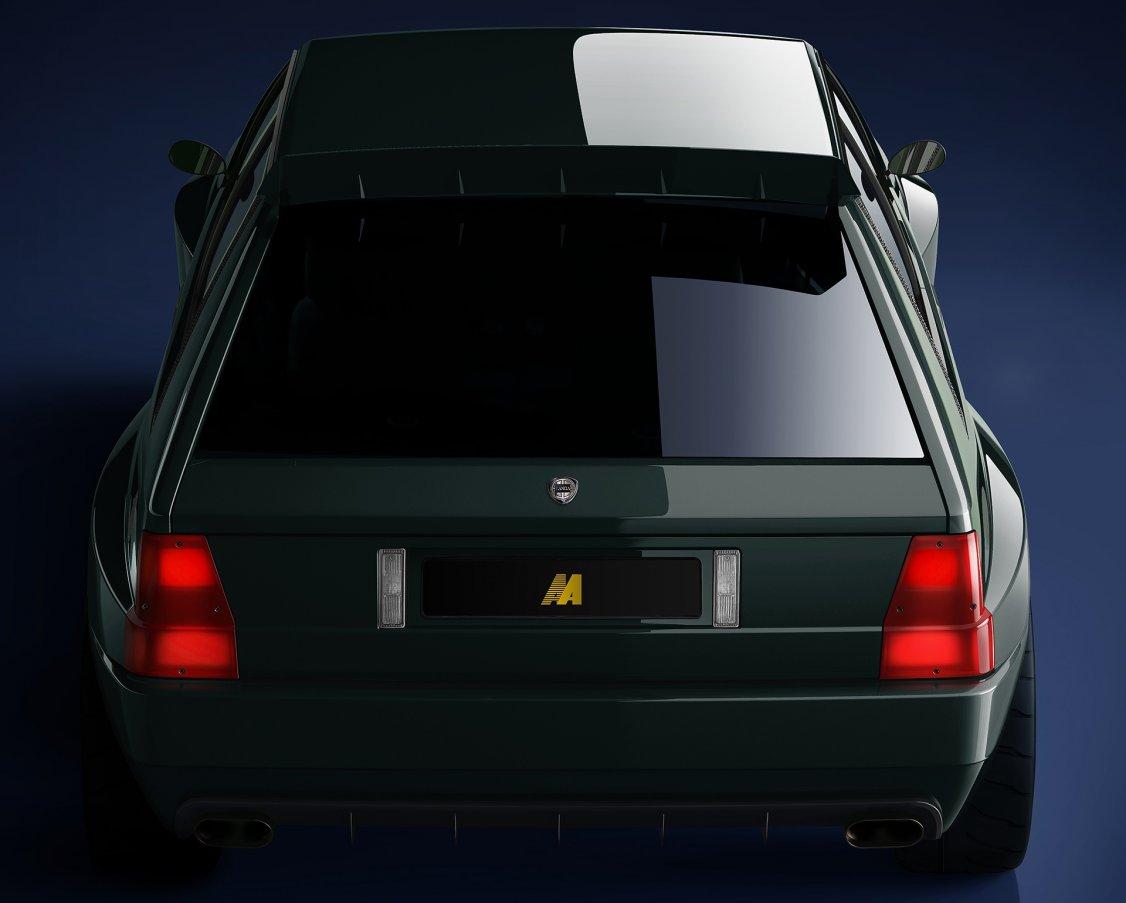 Wie würden Sie Ihren Lancia Delta von Automobili Amos ausstatten ...