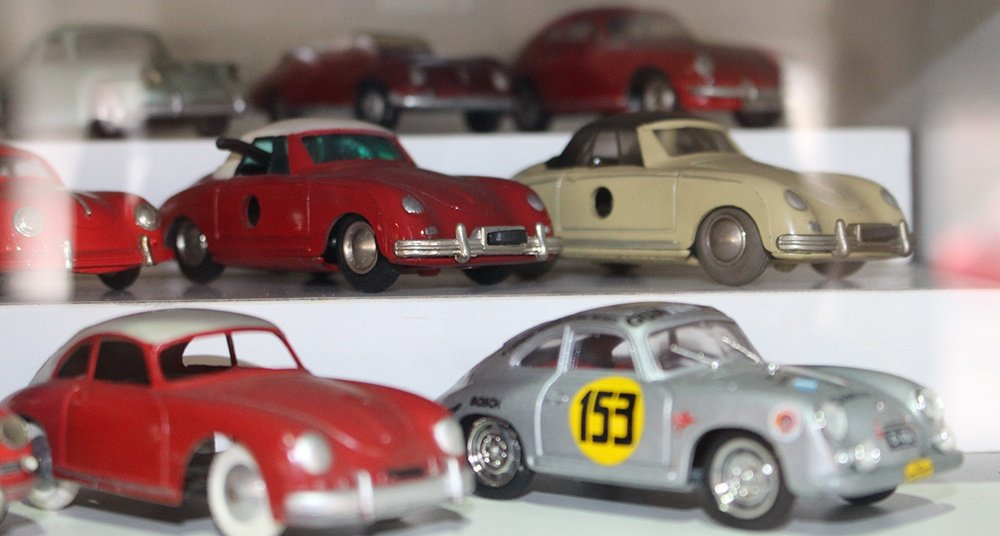 Peter Monteverdis Incredible Model Car Collection Is Up For Sale