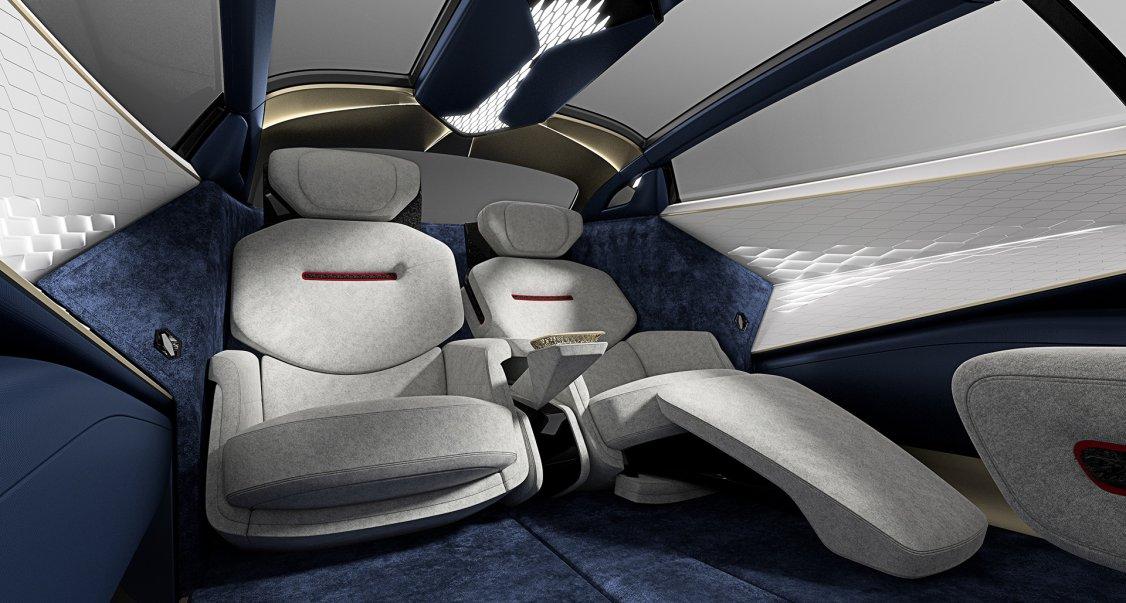 Lagonda Vision Concept - a look at Aston Martin's ELECTRIC future