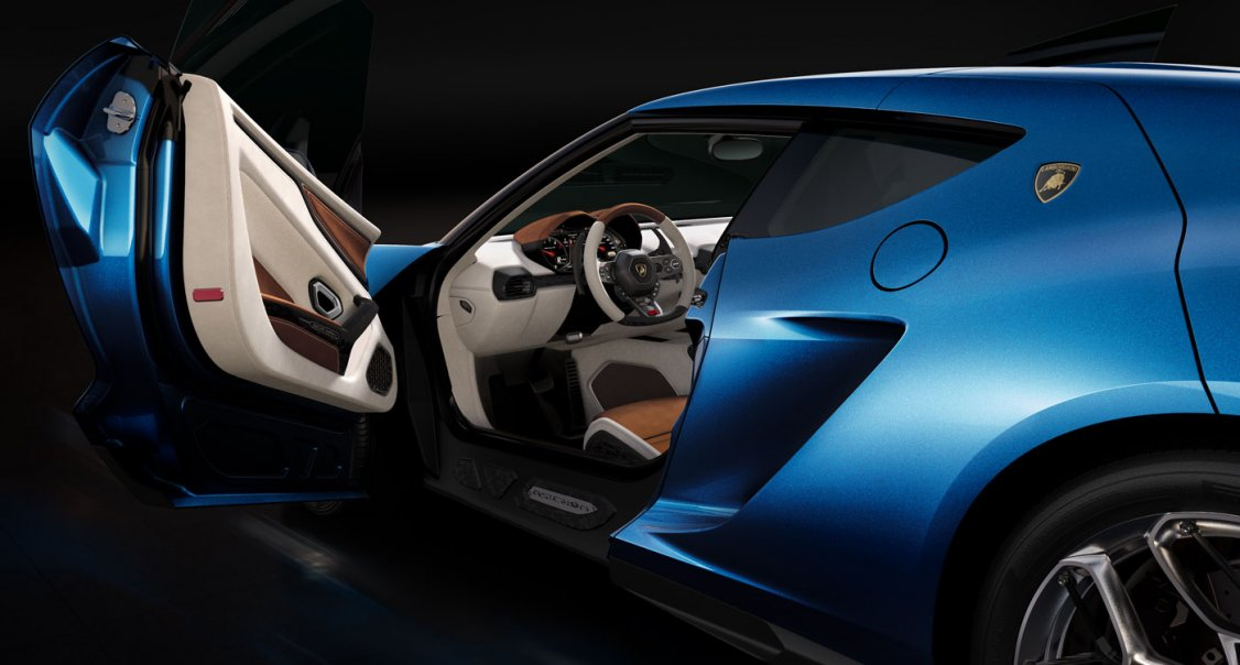 lamborghini asterion lpi 910-4: hybrid hyper-cruiser revealed at