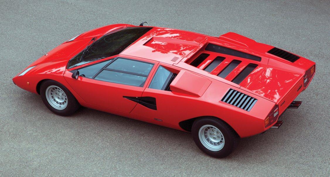Timeless Classics: Lamborghini Countach LP400 \'Periscopio\' | Classic ...