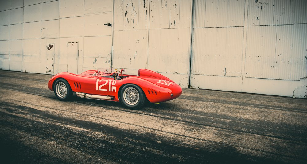 maserati 250s from playboy s toy to racing icon classic driver magazine. Black Bedroom Furniture Sets. Home Design Ideas