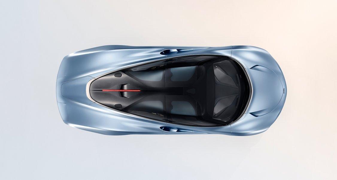 McLaren's $2.1 million supercar