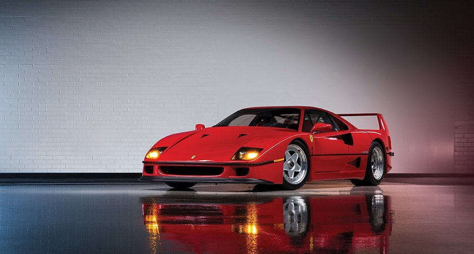 Memories of the Ferrari F40, from three of the men who ...