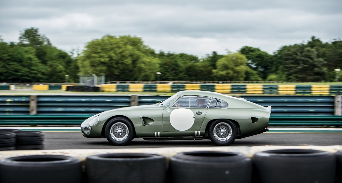 RM Sothebys To Sell Unique ExLe Mans Aston Martin DP In - Aston martins for sale