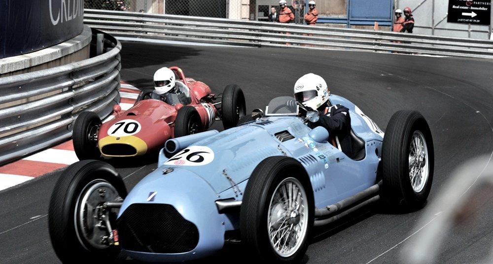 Monaco Historique Golden Era Racing On The French Riviera