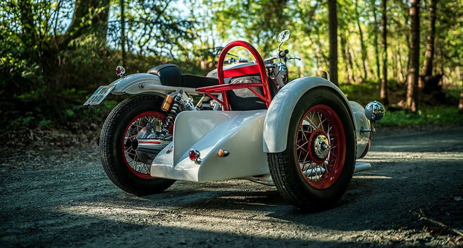 Two's company with NCT Motorcycles' custom Moto Guzzi sidecar