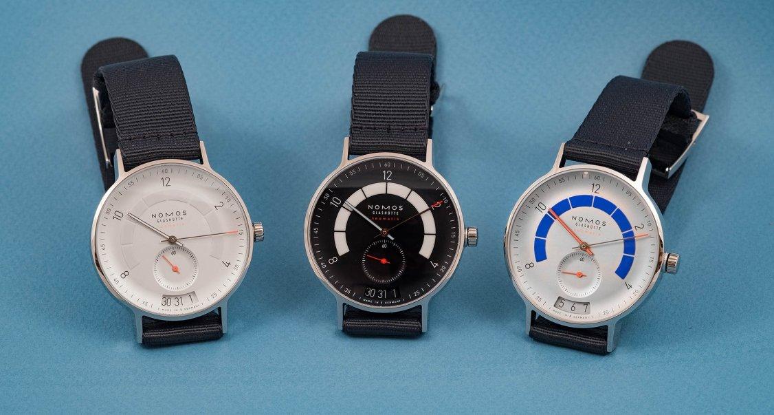 Uhren kennenlernen NOMOS Glashütte – feinste mechanische Uhren