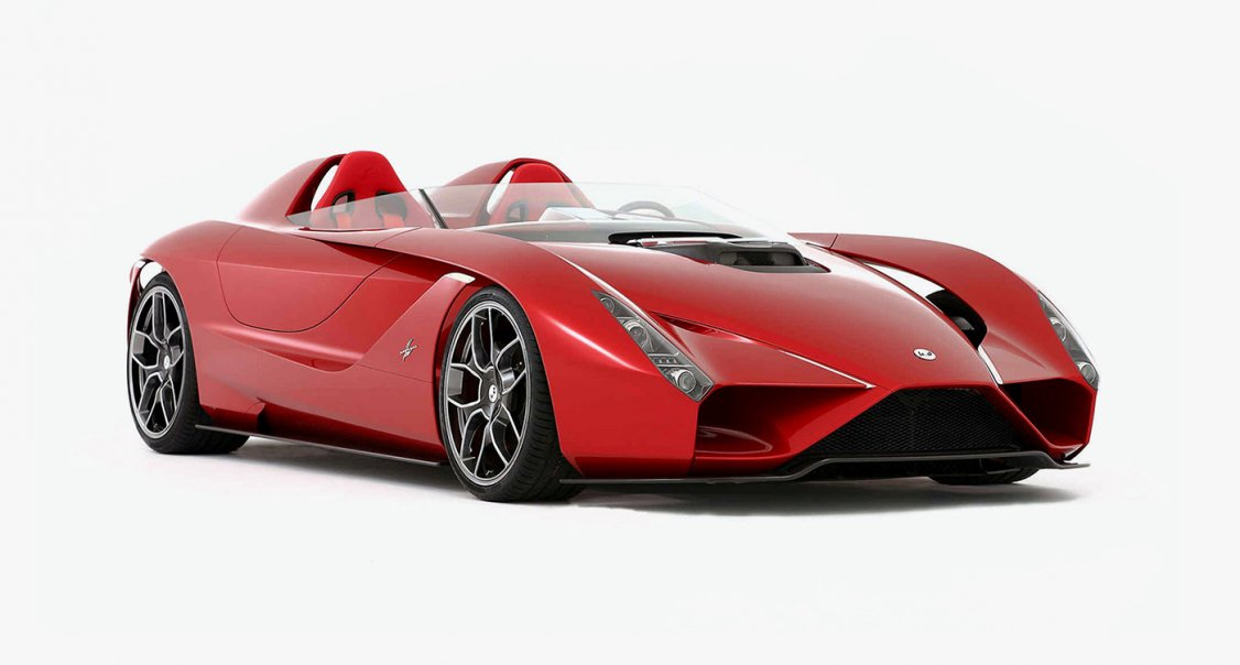 This Stunning Concept Was Created By A Former Ferrari Designer Classic Driver Magazine