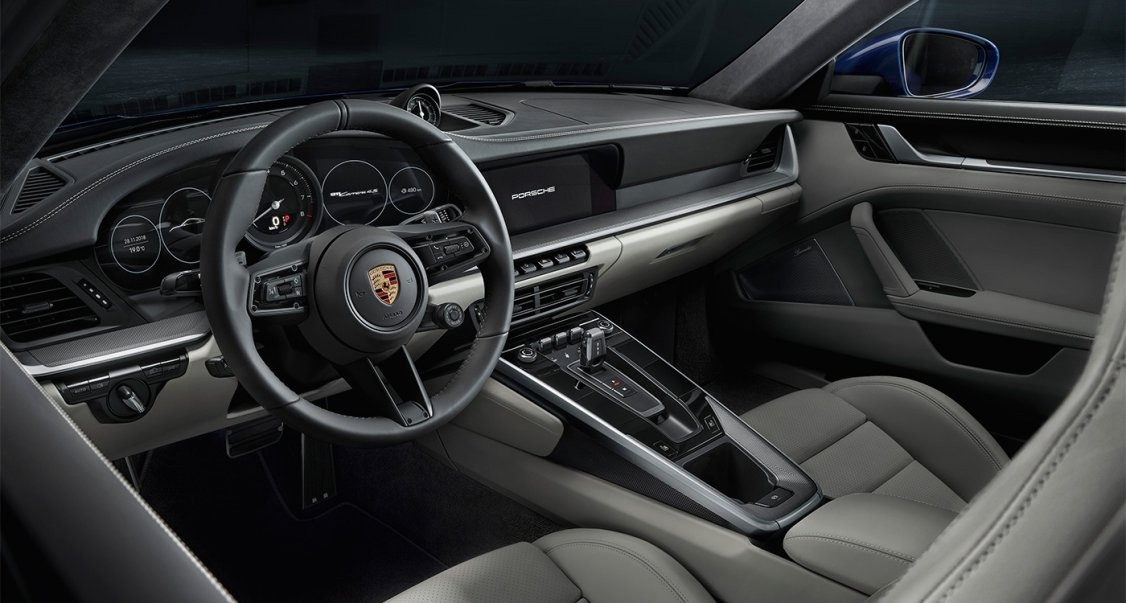New Porsche 911 >> The New Porsche 911 Is Stronger Faster And Fully Connected