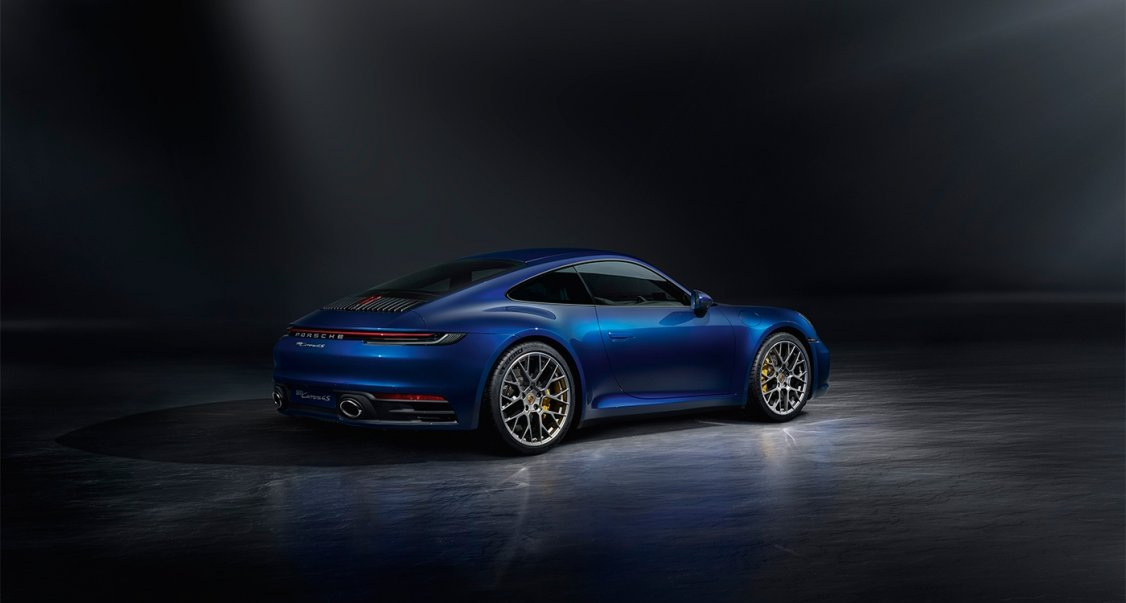 Porsche 911: Here's everything you want to know about the 992