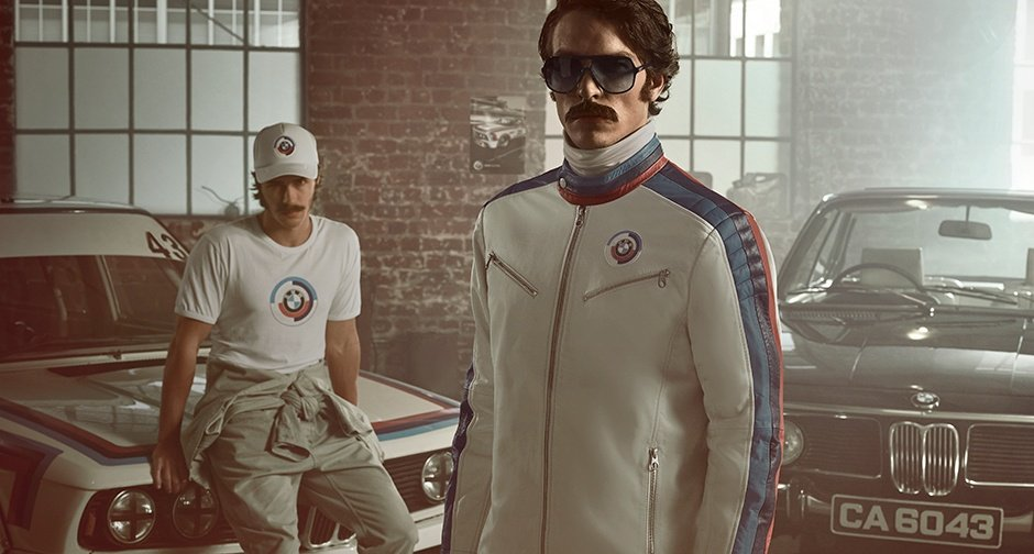 Bmw S Latest Clothing Line Is A 1970s Trackside Throwback