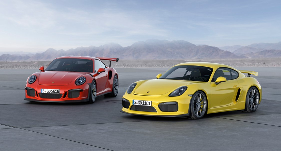 The new Porsche 911 GT3 RS is faster than the Carrera GT   Classic ...