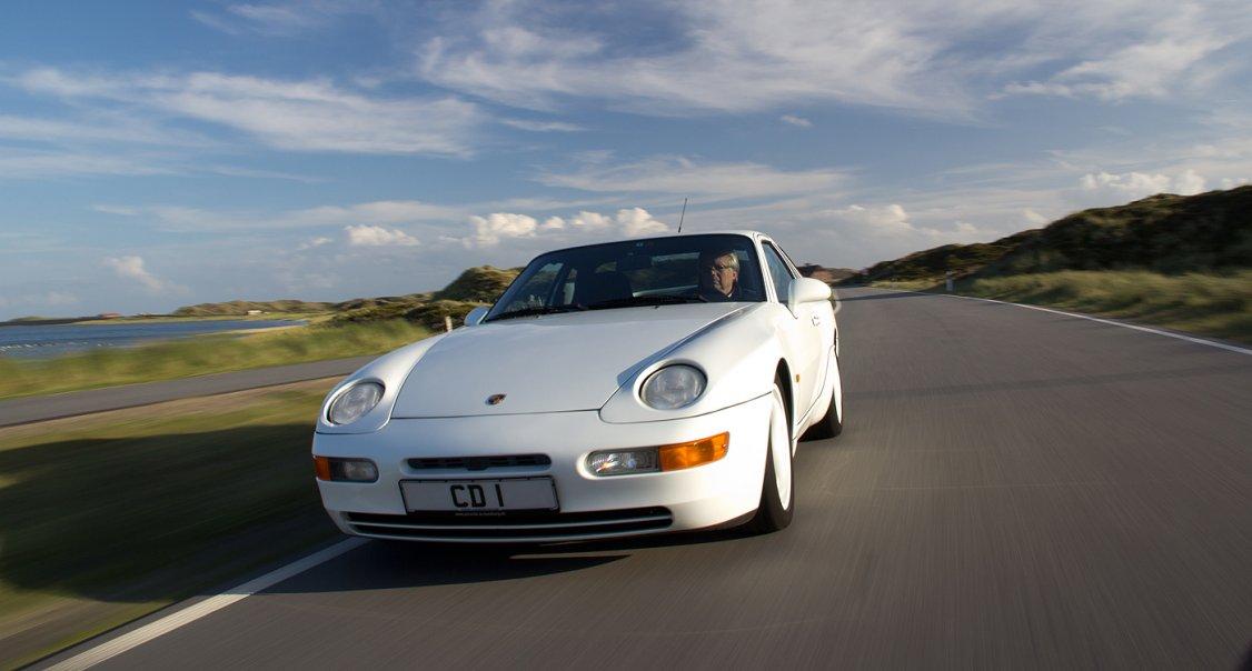 Modern Classics Porsche 968 Cs Classic Driver Magazine