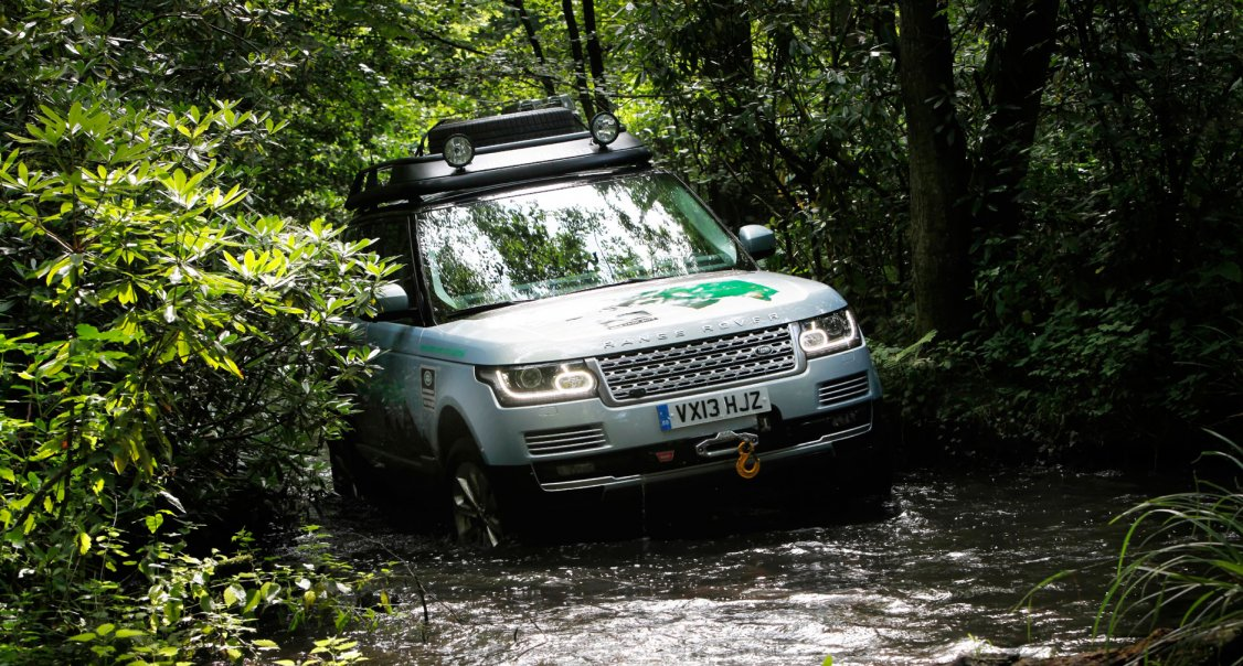 Range Rover Hybrid: First drive on Silk Trail prototype ...