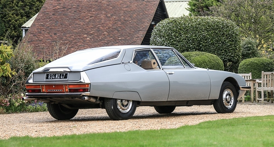 Over-engineered affordable classics episode 1: Citroën SM   Classic