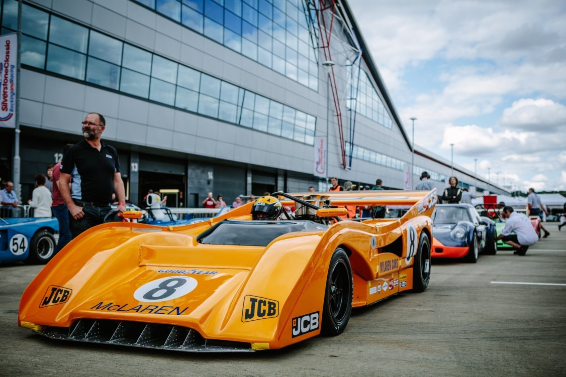 The Silverstone Classic Is Set To Be A Golden Event Classic