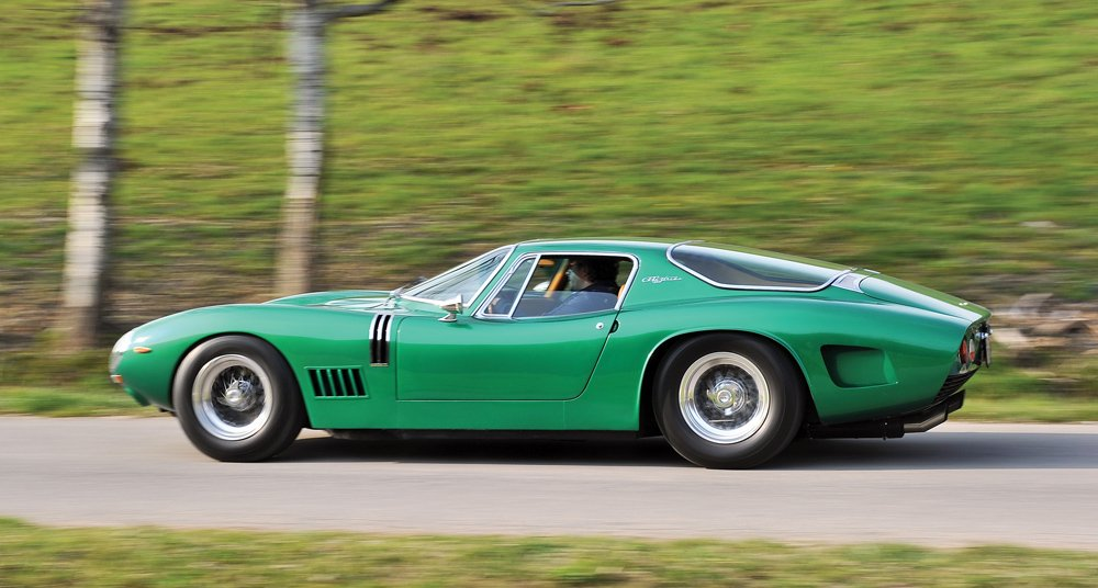 Timeless Classics Bizzarrini Gt Classic Driver Magazine