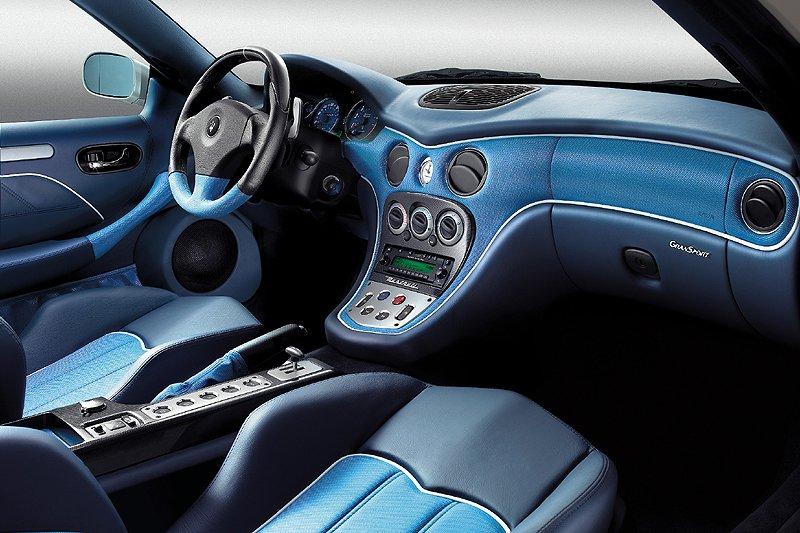 The new Maserati Gransport
