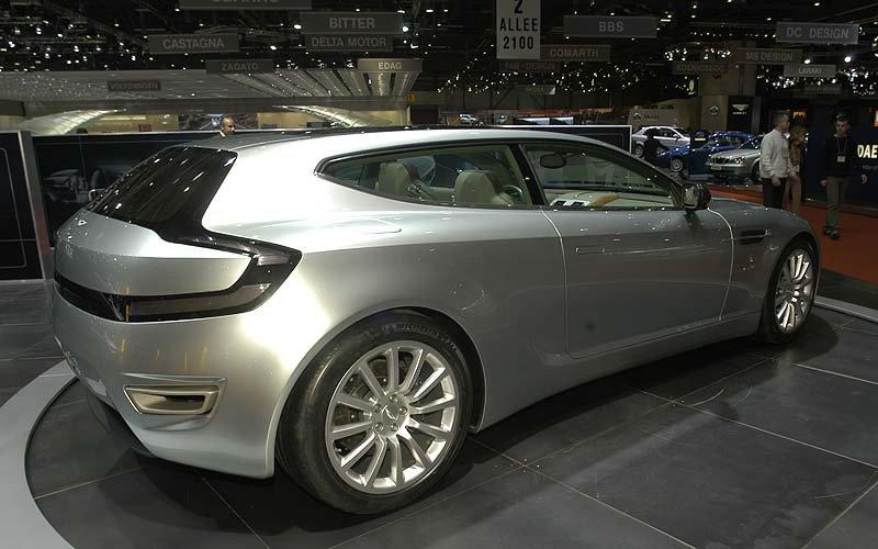 Bertone Jet 2: Der Aston Martin Vanquish Kombi