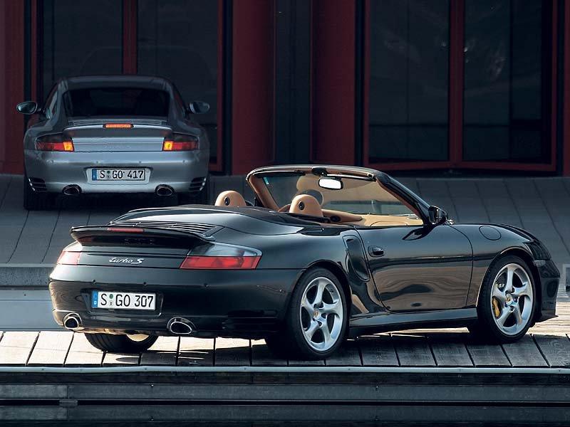 Porsche 911 Turbo S: Noch stärker