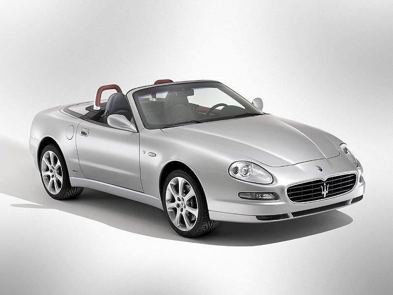 The 2005 Maserati Coupé and Spyder