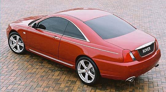 Rover 75 Coupé: Schöne Aussichten | Classic Driver Magazine
