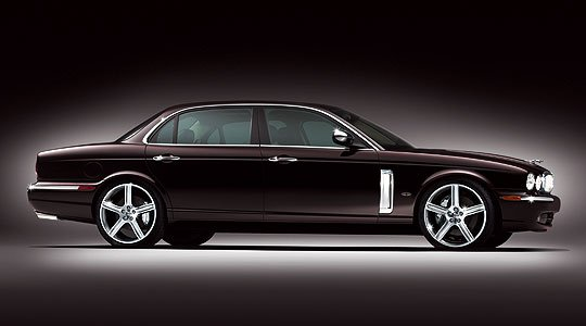 Exceptional March 23, 2005   Jaguar Today Confirms It Will Introduce An Exclusive New  Model To Top Its Highly Acclaimed XJ Luxury Sedan Range At The Forthcoming  New ...