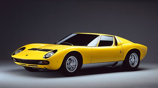 Happy Birthday To The Lamborghini Miura Classic Driver Magazine