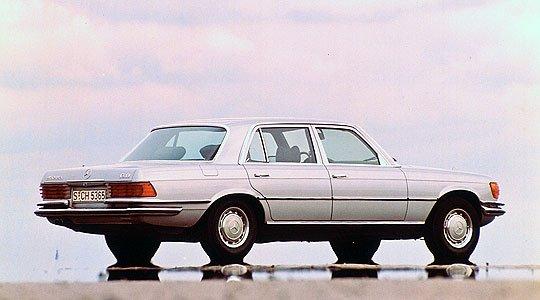 Mercedes-Benz 450 SEL 6 9   Classic Driver Magazine