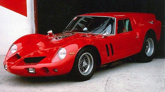 Christie S In Monterey 2005 Ferrari Breadvan Wird Versteigert Classic Driver Magazine