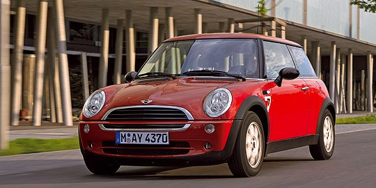 Mini Introduces New Models To The Line Up Classic Driver Magazine