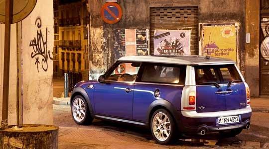 The Mini Clubman Classic Driver Magazine
