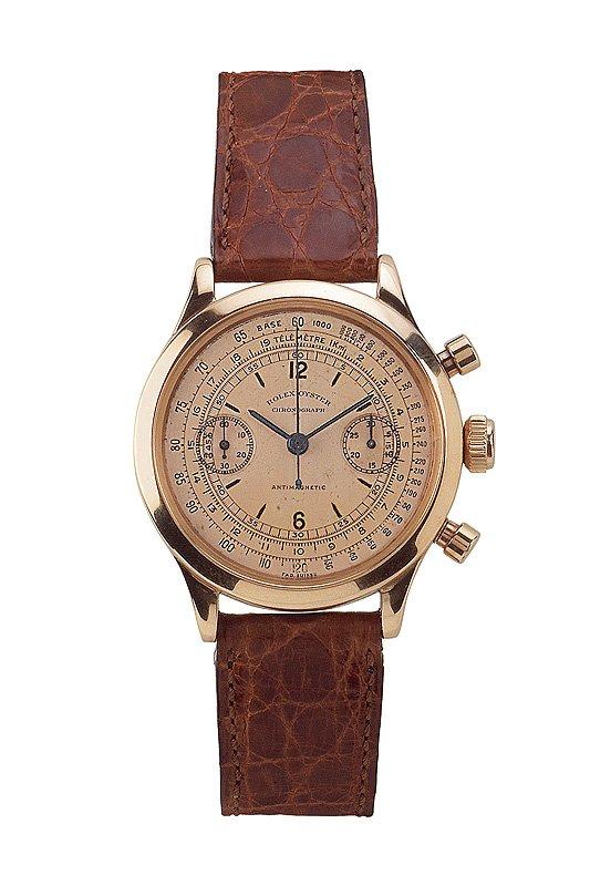 Patrizzi & Co Auktion: Die Davide Blei Vintage Rolex Collection