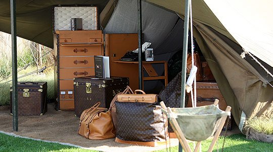 The Vintage Luggage Company: Safari Classique   Classic Driver ...