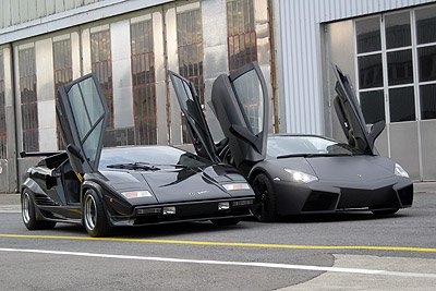 Lamborghini Countach Turbo S Classic Driver Magazine
