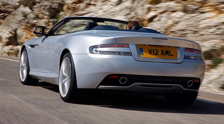 Driven: 2011 Aston Martin Virage