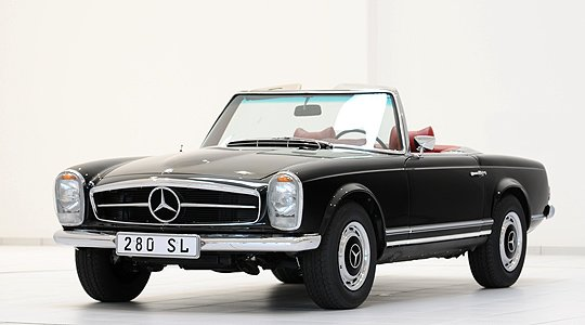 Brabus classic for mercedes young and old classic for Best time of year to buy a mercedes benz