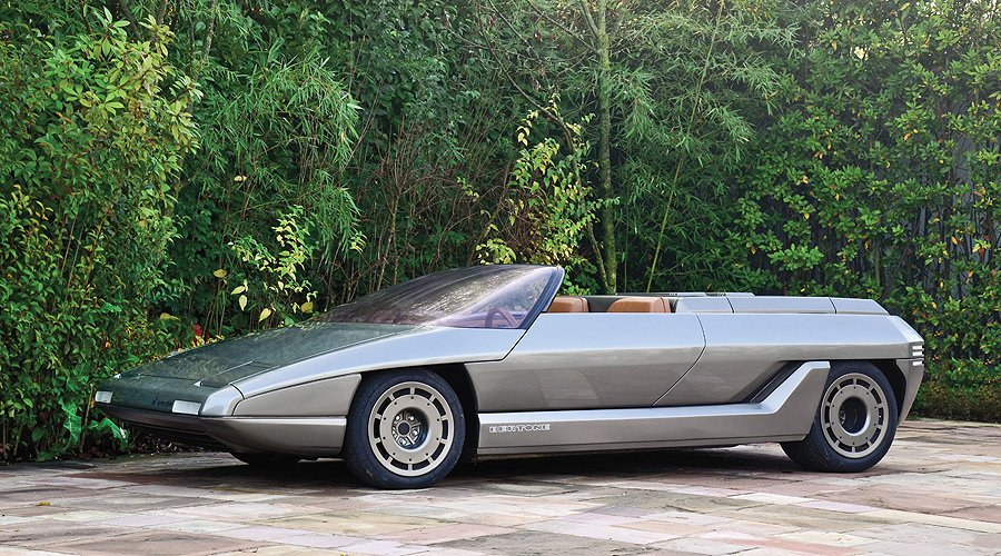 Classic Concepts: Lamborghini Athon