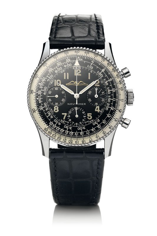 Icons of watchmaking history no.2: Breitling Navitimer