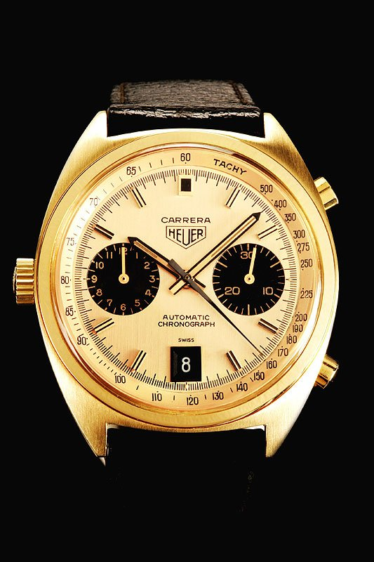 Icons of watchmaking history no.6: Heuer Carrera