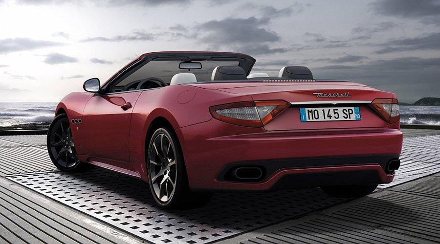 Maserati GranCabrio Sport: A subtle difference