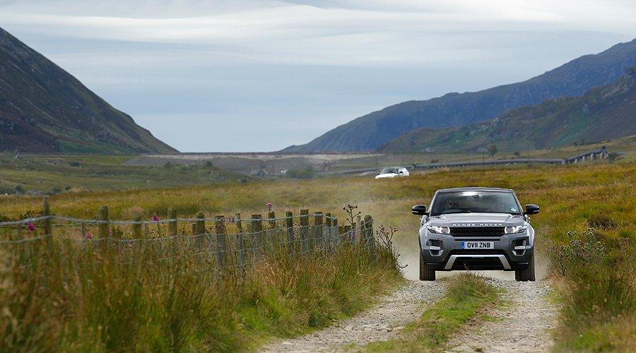 Range Rover Evoque: Stadtliche Erscheinung