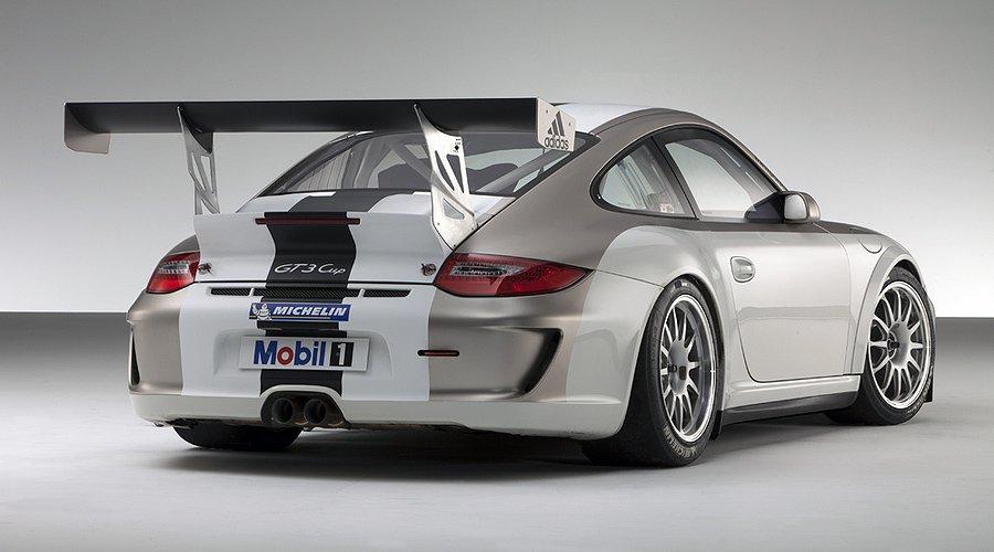 Porsche 911 GT3 Cup: Neuauflage des Bestsellers