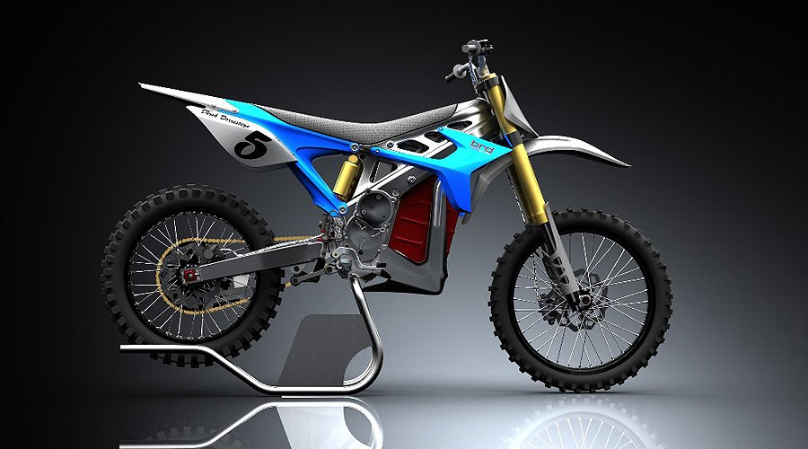 BRD Motorcycles: The Future of Fast