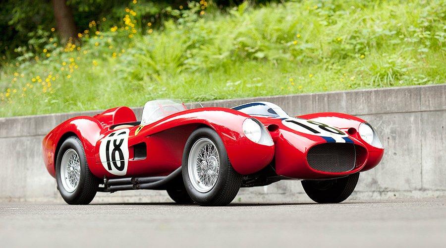 Neuer Weltrekord: Ferrari 250 Testa Rossa Prototyp für 16,4 Millionen US-Dollar versteigert