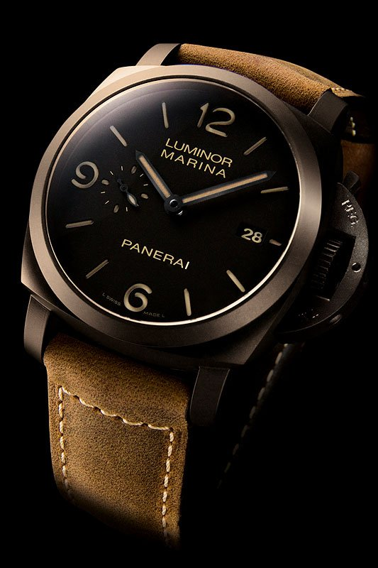 Panerai submersible firenze 1860 divers professional - Panerai dive watch ...