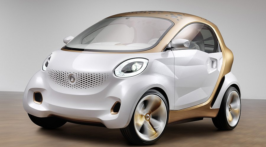 Smart Forvision: Technology-packed  concept glides into Frankfurt